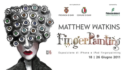 Matthew Watkins – Finger Painting