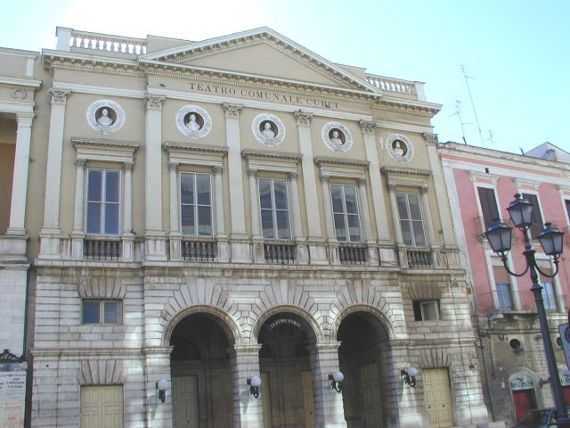 TEATRO CURCI – Barletta