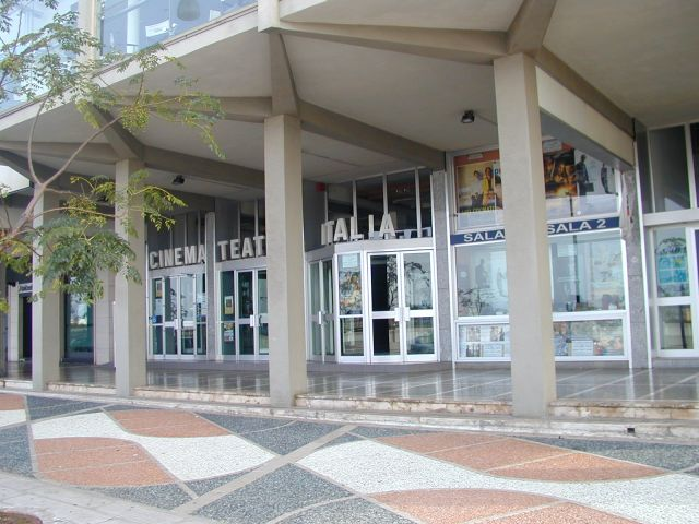 TEATRO ITALIA – Gallipoli