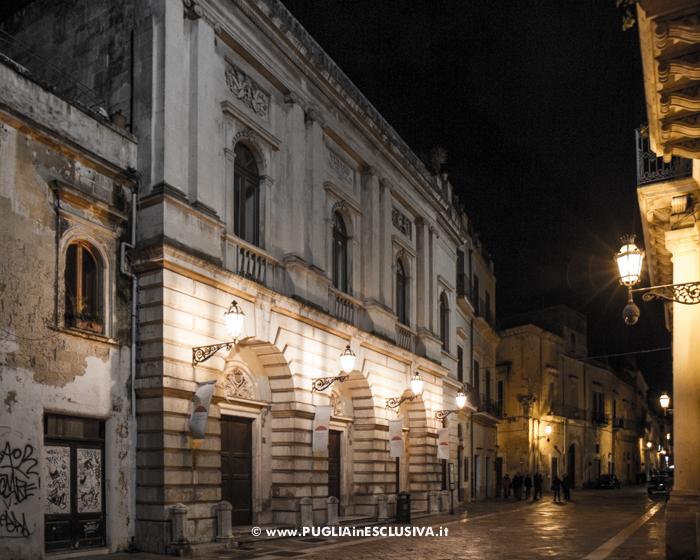TEATRO PAISIELLO di Lecce