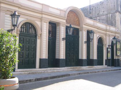 TEATRO POLITEAMA GRECO – Lecce