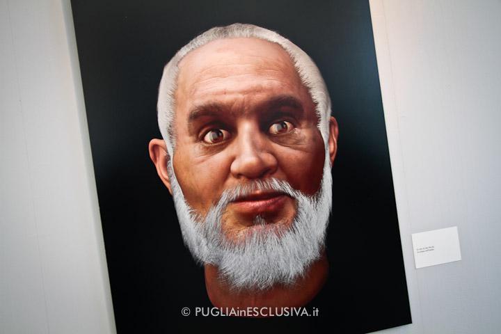 Il volto di San Nicola