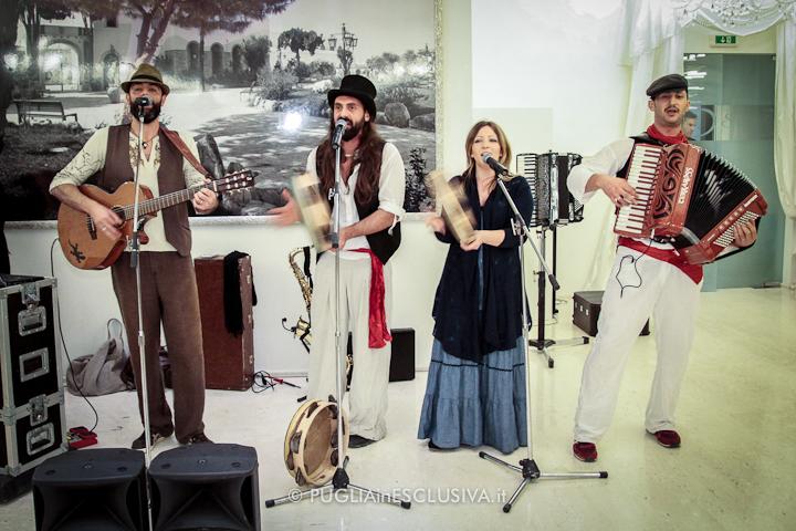 TERRAROSS – Gruppo di musica popolare