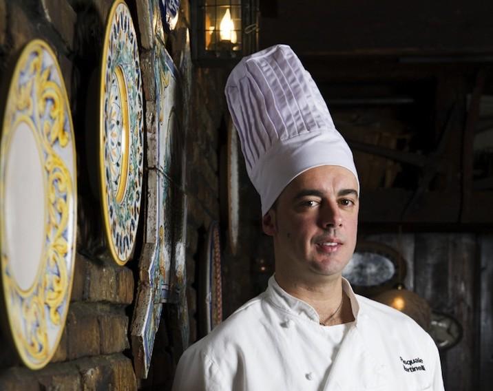 PASQUALE MARTINELLI – Chef Pugliese
