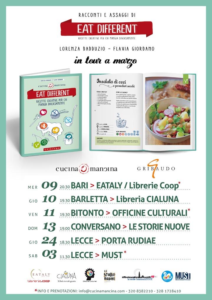 Tour di EAT DIFFERENT in PUGLIA