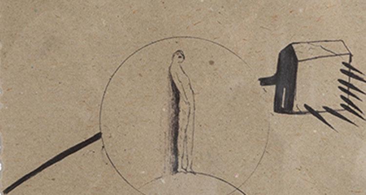 Enzo Cucchi | dieci disegni