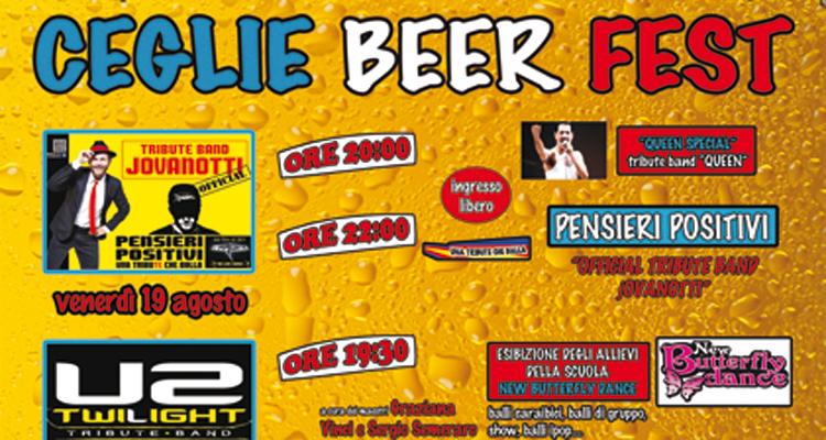 CEGLIE BEER FEST