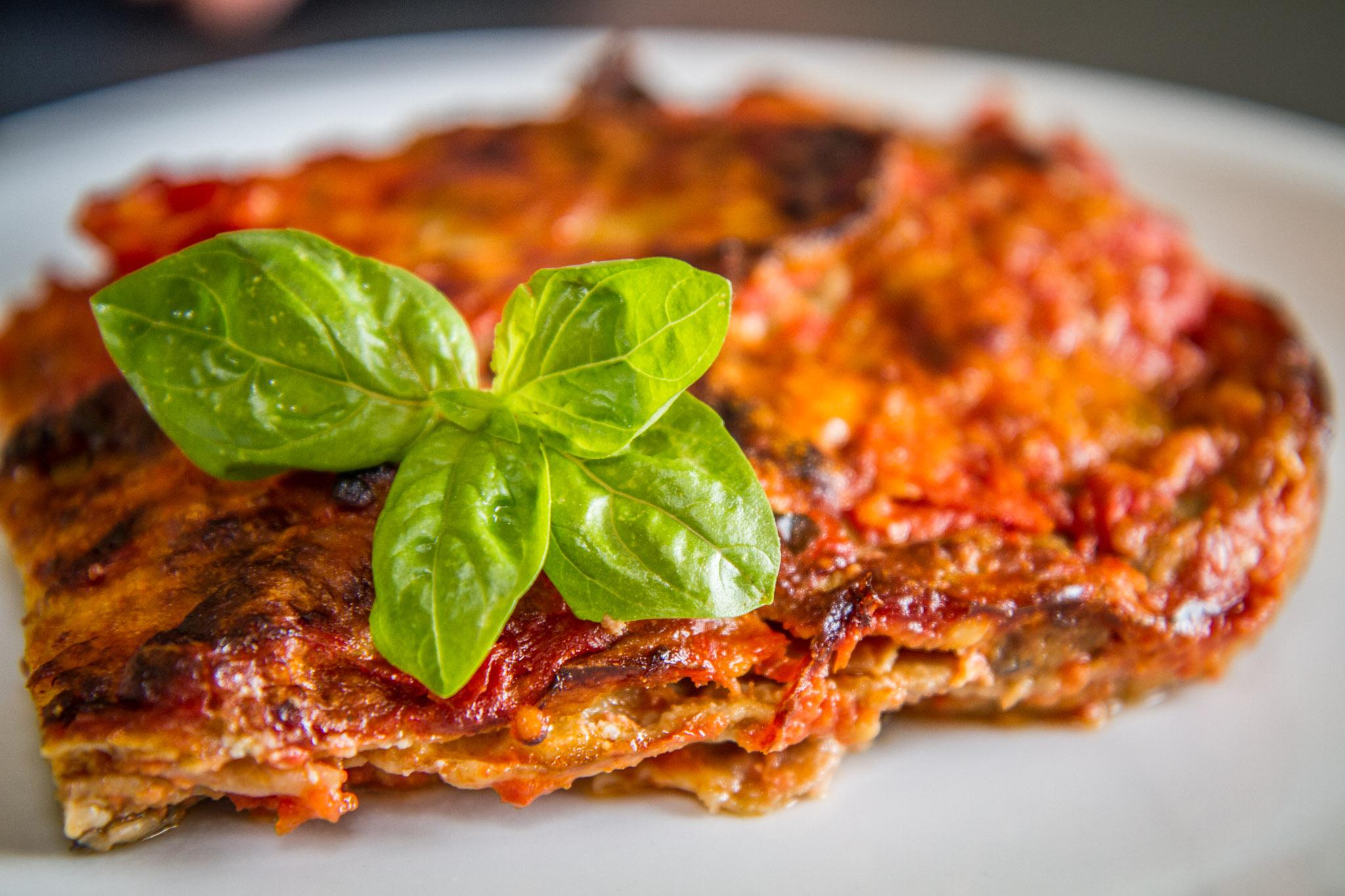 Parmigiana di melanzane – Ricetta