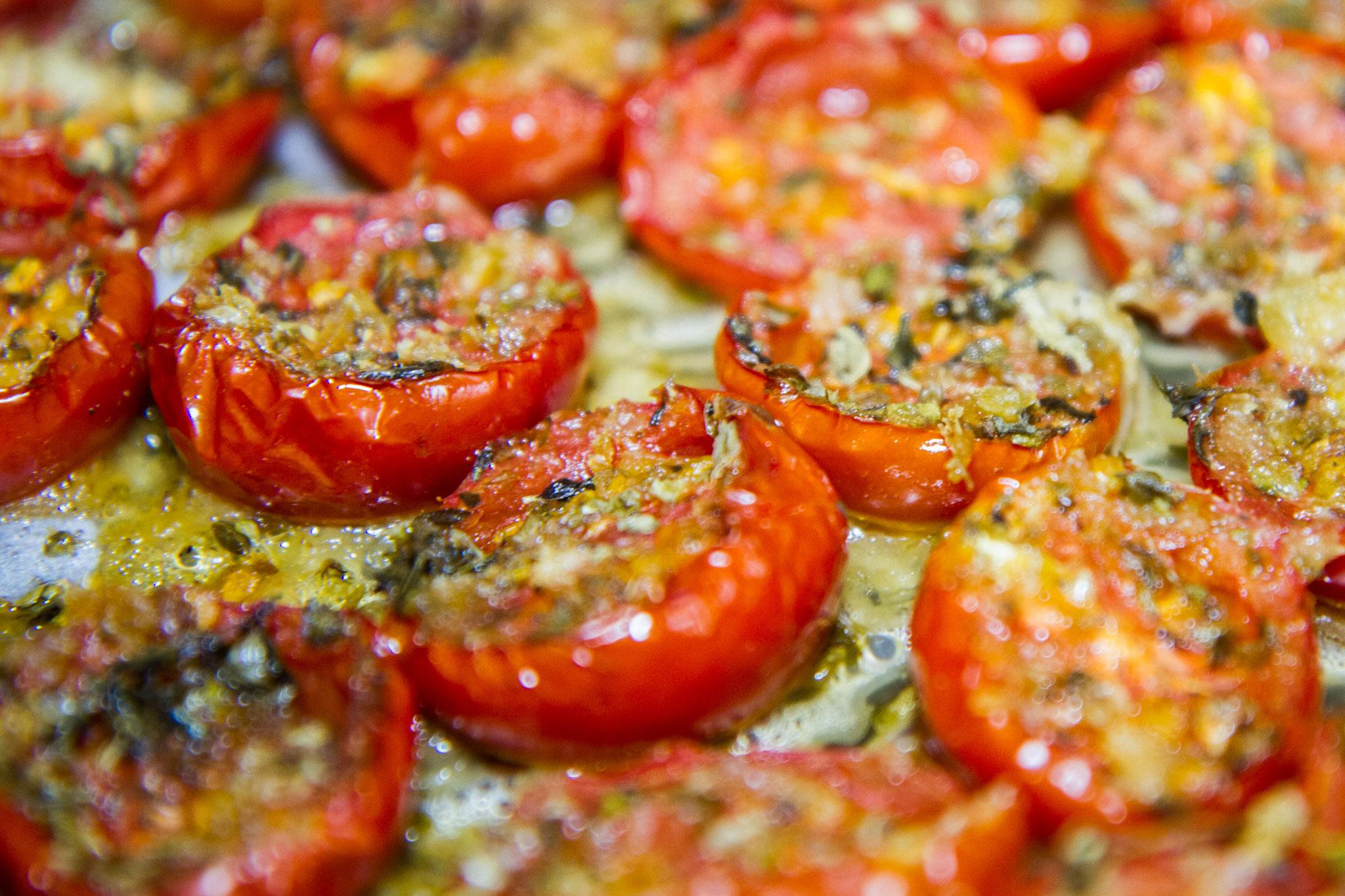 Pomodorini Confit – Ricetta