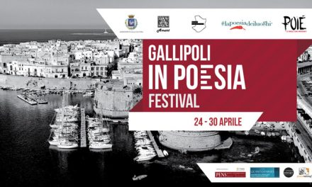 Gallipoli in Poesia Festival