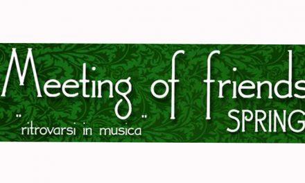 Meeting of Friends Spring
