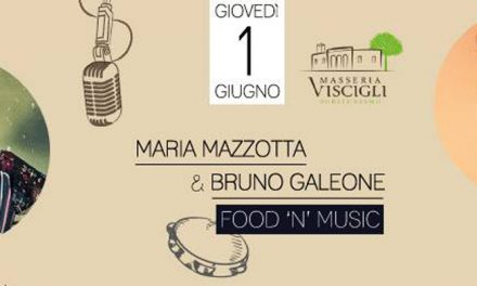 Food'n'Music in masseria