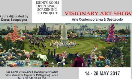 Visionary Art Show Arte Contemporanea & Spettacolo a Lecce