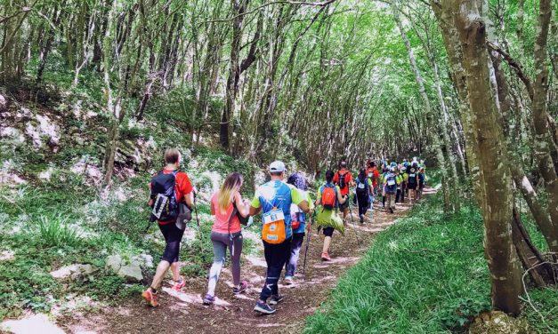 Filippiadi, una passeggiata lunga 42km