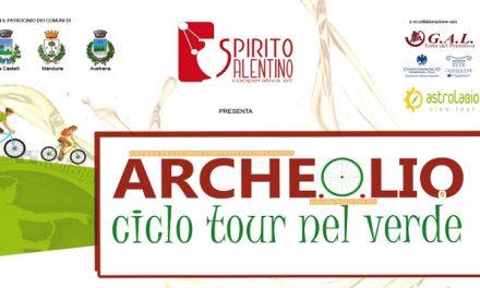 Archeolio – ciclo tour nel verde