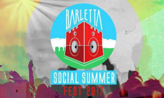 Barletta Social Summer Fest