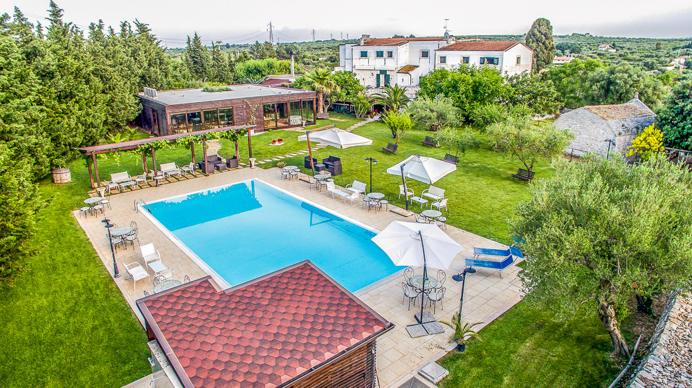 Agriturismo montepaolo - Masseria in puglia con piscina ...