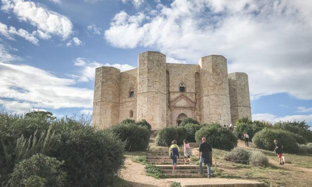 Escursione sull'Alta Murgia e Castel del Monte